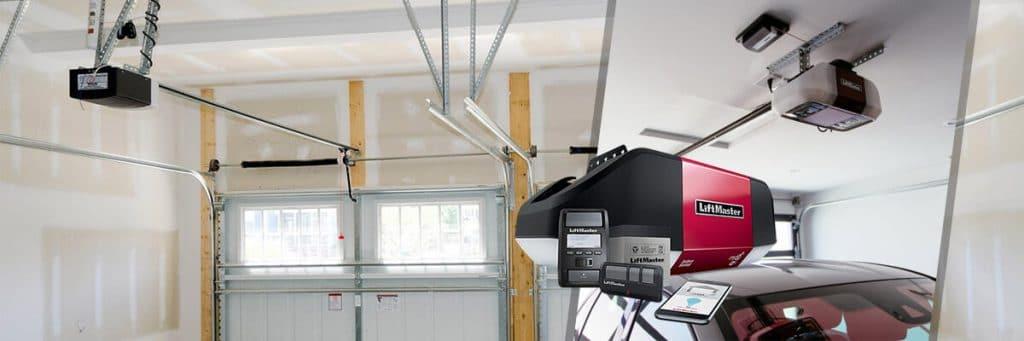 Garage Door Opener Installation Houston